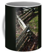 Split Rail Fence Coffee Mug