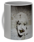 Spoiled Portrait In The Wall Coffee Mug