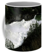 Spokane Falls In The Spring Coffee Mug
