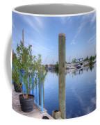 Sponge Boat Docks 2  Coffee Mug