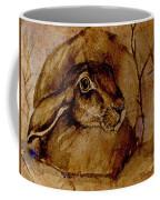 Spooked Hare Coffee Mug
