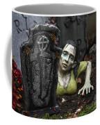 Spookie Lady Coffee Mug