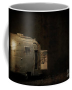 Spooky Airstream Campsite Coffee Mug