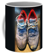 Sport Shoes Drawing Coffee Mug