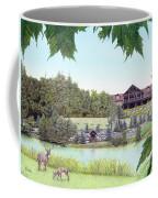 Sporting Clays At Seven Springs Mountain Resort Coffee Mug