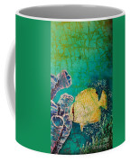 Spotfin Butterflyfish  Coffee Mug