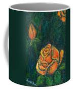 Spotlight Rose Coffee Mug