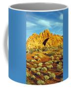 Spots Of Grass Coffee Mug