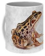 Spotted Dart Frog Coffee Mug