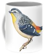 Spotted Diamondbird Coffee Mug