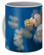 Spotted Jelly Aliens 1 Coffee Mug