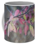 Spotted Leaves Coffee Mug