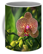 Spotted Orchid Coffee Mug
