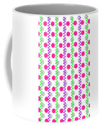 Spotty Stripe Coffee Mug