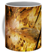 Spray Of Sienna Coffee Mug