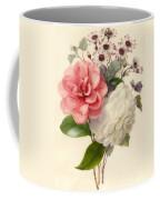Spray Of Three Flowers Coffee Mug