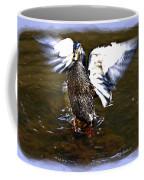 Spread Your Wings Coffee Mug by Susan Leggett