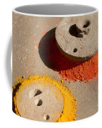 Spreading Colors In Life Coffee Mug
