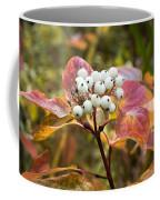 Sprig Of Pearls Coffee Mug