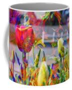 Spring Abstraction IIi Coffee Mug