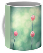 Spring Allium Buds Coffee Mug