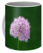 Spring Allium Coffee Mug