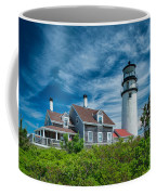 Spring At Cape Cod Light Coffee Mug