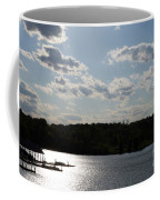 Spring At Smith Mountain Lake Coffee Mug
