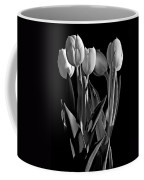 Spring Beauties Bw Coffee Mug
