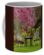 Spring Begins In Wonderland Coffee Mug