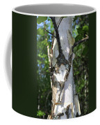 Spring Birch Coffee Mug