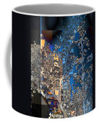 Spring Blossoms In The City - New York Coffee Mug
