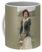 Spring Bouquet Coffee Mug by Ilya Efimovich Repin