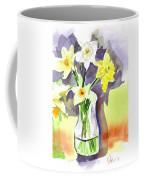 Spring Bouquet Coffee Mug by Kip DeVore