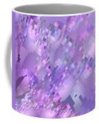 Spring Breeze Pixelated Art Coffee Mug