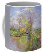 Spring Bridge Coffee Mug