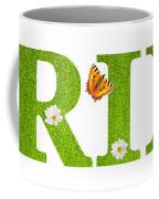 Spring Butterflies Coffee Mug