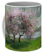 Spring By The River Coffee Mug