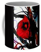 Spring Cardinal Coffee Mug
