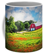 Spring Charm In The Hill Country Coffee Mug