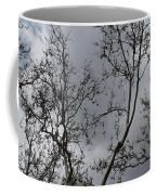 Spring Clouds Coffee Mug