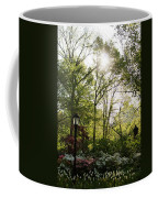 Spring Day In The Park Coffee Mug