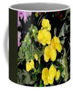 Spring Delight In Yellow Coffee Mug