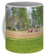 Spring Discing Coffee Mug