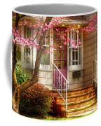 Spring - Door - Dogwood  Coffee Mug