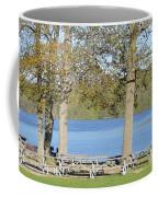 Spring Fed Shepherd Lake Coffee Mug