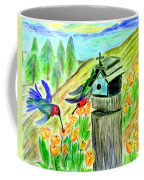 Spring Feeding Coffee Mug