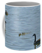Spring Flotilla With Guardians Coffee Mug