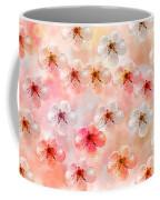 Spring Flowers Abstract 5 Coffee Mug