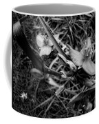 Spring Flowers Bw Coffee Mug